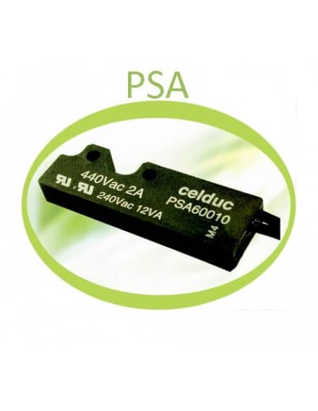 High power switching sensors