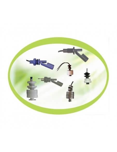 Capteurs de niveau & de débit
