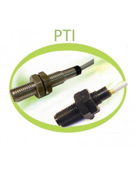 Capteurs boîtier M8 plastique et Inox
