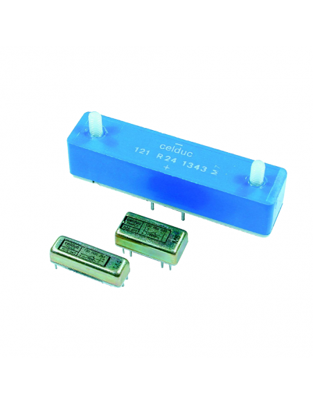 High voltage relays